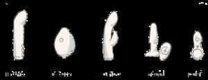 Soorten vibrators