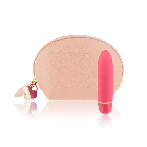 RS Essentials Classique Vibe De RIANNE S Classique Bullet vibrator is een must-have voor elke vrouw! Het speeltje is gemaakt van 100% medische siliconen en heeft 7 vibratie standen