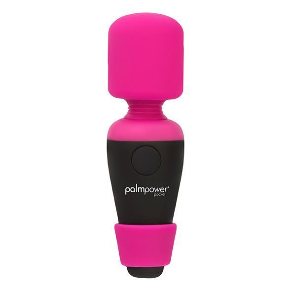 PalmPower Pocket Wand Massager De PalmPower Pocket is de nieuwste toevoeging aan de Palmpower-collectie krachtige vibrators! De Pocket is de miniatuurversie van de klassieke toverstaf, met vergelijkbare kracht in een reisformaat speelgoed