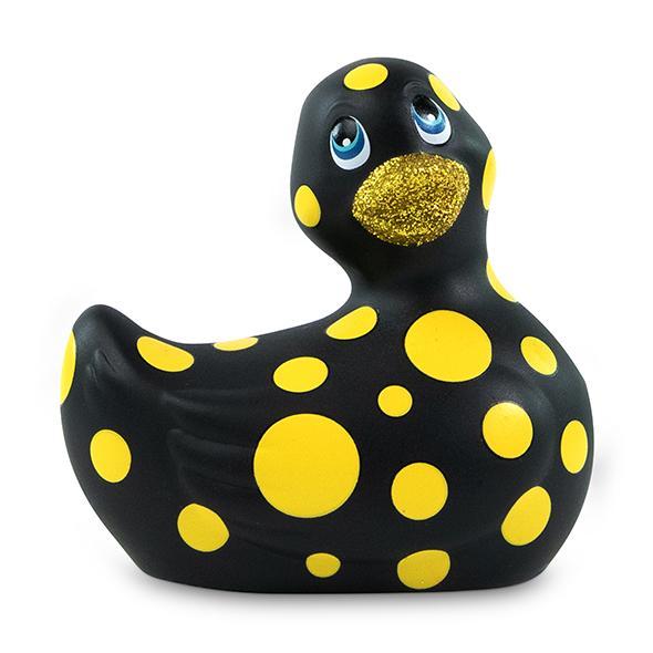 I Rub My Duckie 2.0 Happiness Stippen in alle kleuren, vrolijke ogen die je aankijken, schitterende glitters en intense vibraties toveren een lach op je gezicht, want met de I Rub My Duckie 2