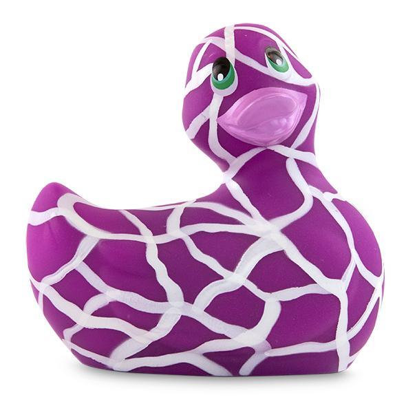 I Rub My Duckie 2.0 Wild Maak kennis met deze vrolijke en vriendelijke vibrerende massage badeend die met je speelt waar je maar wilt