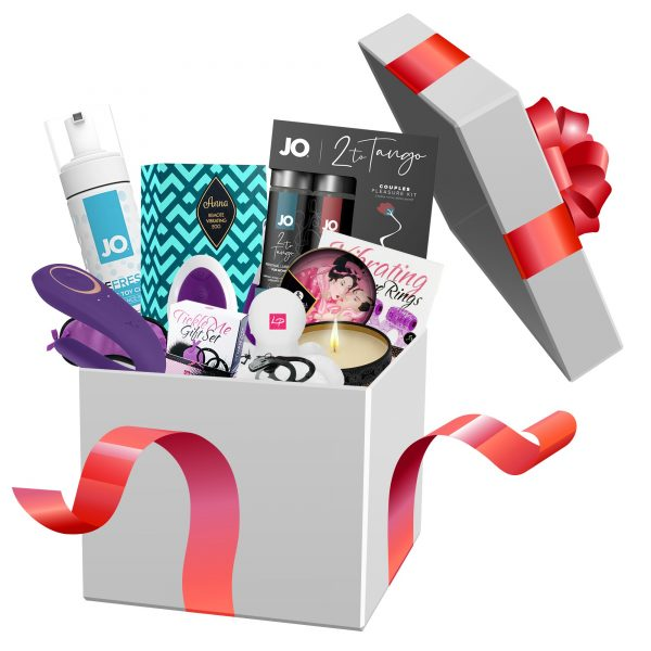 The LoveBox Voor Koppels The Lovebox Voor Koppels is het perfecte cadeautje voor jullie beide